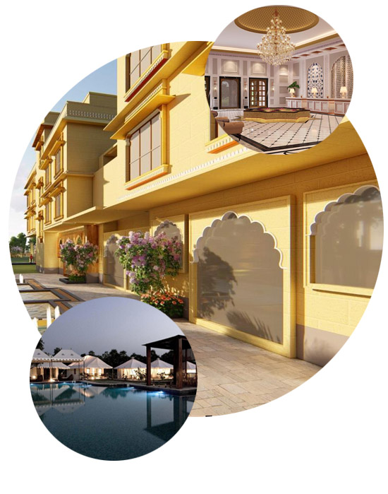 Best  place to stay in Kumbhalgarh
